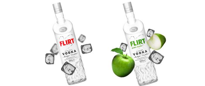 flirt vodka jablko cena broken