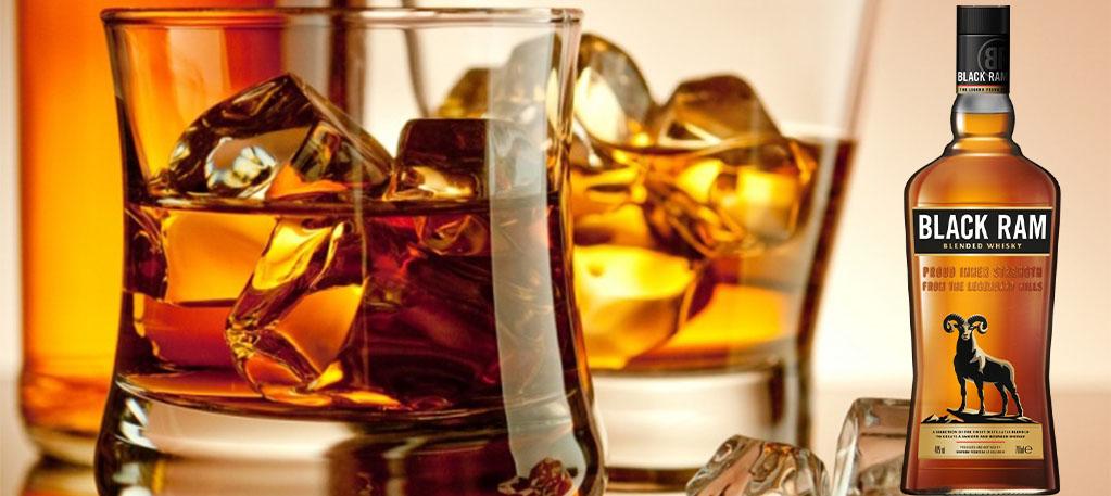 Black Ram Whiskey
